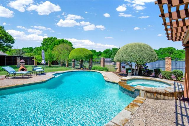 401 Willow Creek Circle, Allen, TX 75002 (MLS #14067072) :: Roberts Real Estate Group