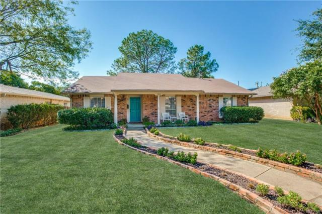 1320 Carnation Drive, Lewisville, TX 75067 (MLS #14067121) :: RE/MAX Town & Country