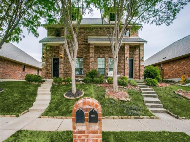 2159 Colby Lane, Wylie, TX 75098 (MLS #14067192) :: Real Estate By Design