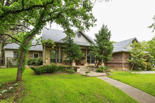 525 Bancroft Road, Keller, TX 76248 (MLS #14067268) :: The Hornburg Real Estate Group