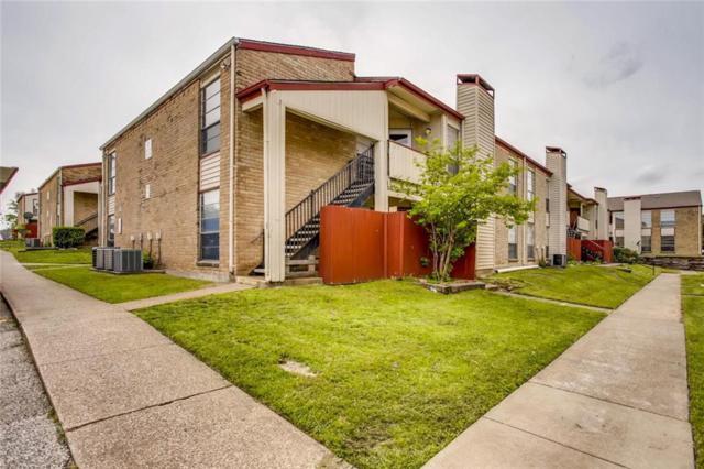 919 S Weatherred Drive #112, Richardson, TX 75080 (MLS #14067303) :: The Heyl Group at Keller Williams