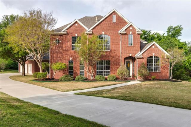 3817 Gavin Court, Fort Worth, TX 76179 (MLS #14067387) :: RE/MAX Town & Country