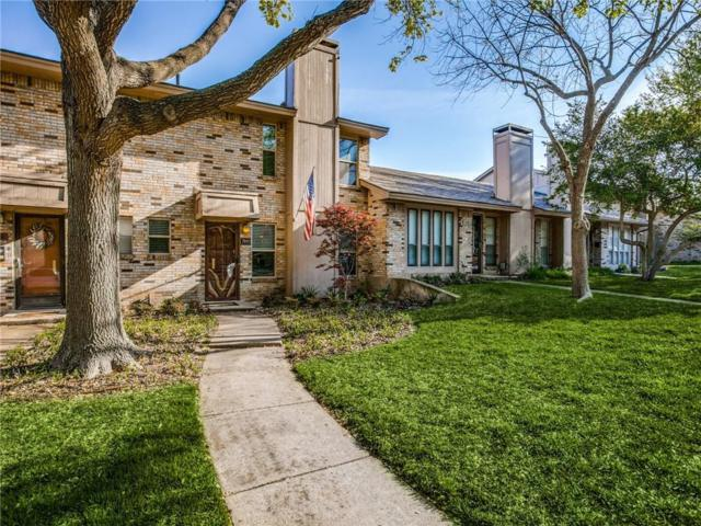 7611 Pebblestone Drive #7, Dallas, TX 75230 (MLS #14067388) :: The Hornburg Real Estate Group