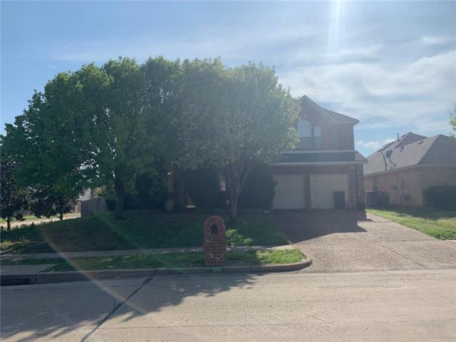 721 Magnolia Trail, Desoto, TX 75115 (MLS #14067416) :: Frankie Arthur Real Estate