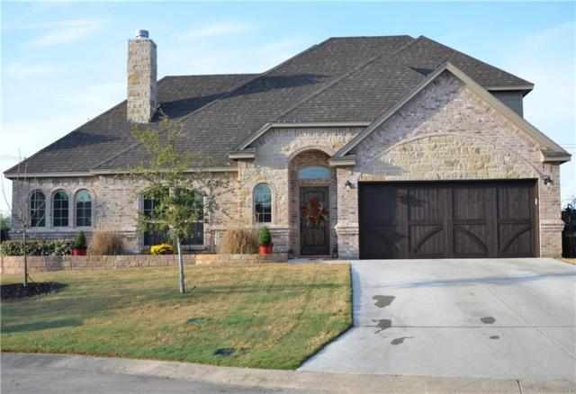 410 Spyglass Drive, Willow Park, TX 76008 (MLS #14067454) :: The Daniel Team