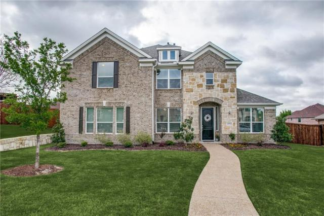 11952 Gladstone Court, Frisco, TX 75035 (MLS #14067489) :: The Heyl Group at Keller Williams