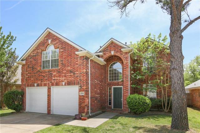 3705 Kales Lane, Flower Mound, TX 75022 (MLS #14067496) :: RE/MAX Town & Country