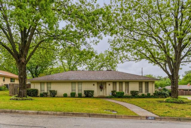 4817 Wheelock Drive, Fort Worth, TX 76133 (MLS #14067528) :: The Paula Jones Team | RE/MAX of Abilene