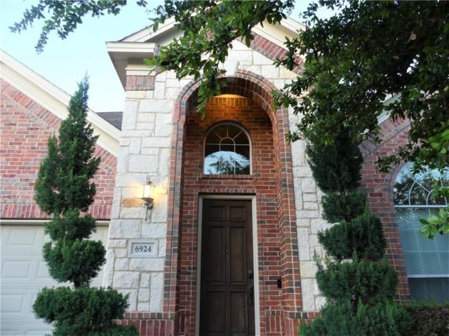 6924 Sea Harbor Drive, Grand Prairie, TX 75054 (MLS #14067618) :: RE/MAX Town & Country