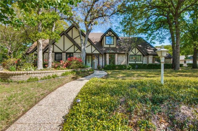 917 Ridgecrest Circle, Denton, TX 76205 (MLS #14067658) :: The Hornburg Real Estate Group