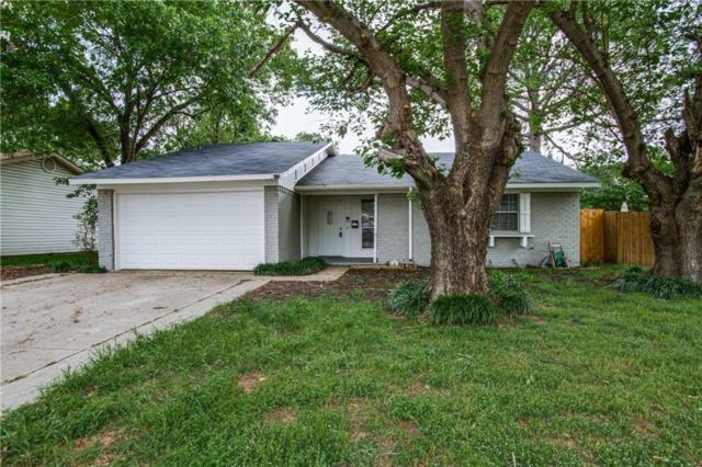 579 Kent Drive, Lewisville, TX 75067 (MLS #14067685) :: Frankie Arthur Real Estate