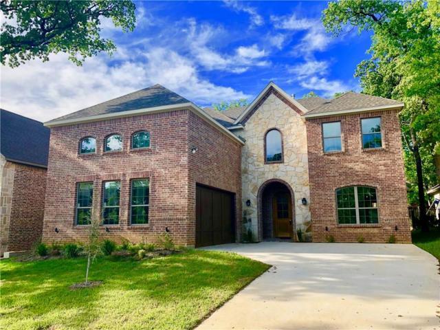 313 Matthew Avenue, Denton, TX 76210 (MLS #14067730) :: North Texas Team | RE/MAX Lifestyle Property