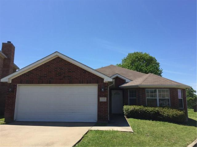 118 Brooks Street, Terrell, TX 75160 (MLS #14067740) :: RE/MAX Town & Country