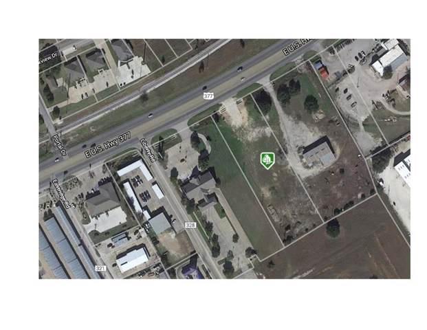 2007 E Us Highway 377, Granbury, TX 76049 (MLS #14067742) :: Bray Real Estate Group