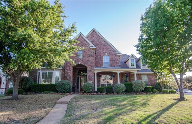 8501 Player Drive, Rowlett, TX 75089 (MLS #14067744) :: RE/MAX Town & Country
