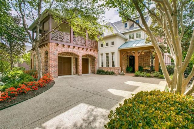 1418 Kensington Court, Southlake, TX 76092 (MLS #14067746) :: The Heyl Group at Keller Williams