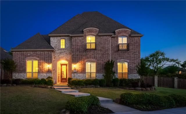 2716 Damsel Madison Lane, The Colony, TX 75056 (MLS #14067755) :: Kimberly Davis & Associates