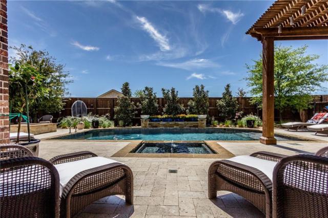 4741 Crossvine Drive, Prosper, TX 75078 (MLS #14067759) :: Frankie Arthur Real Estate