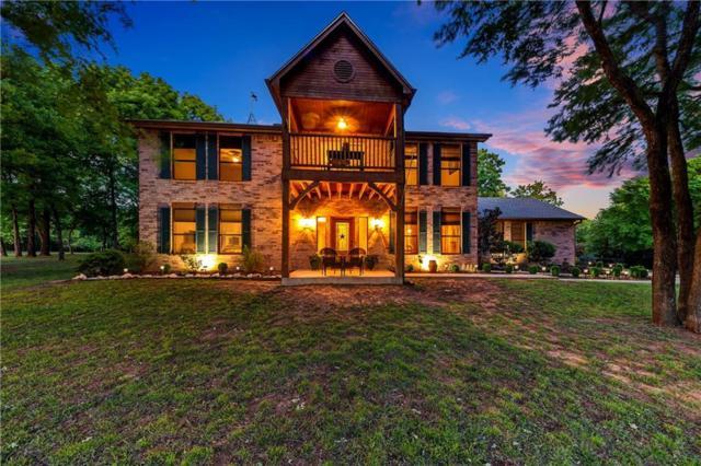 400 Oak View Drive, Cross Roads, TX 76227 (MLS #14067765) :: RE/MAX Town & Country