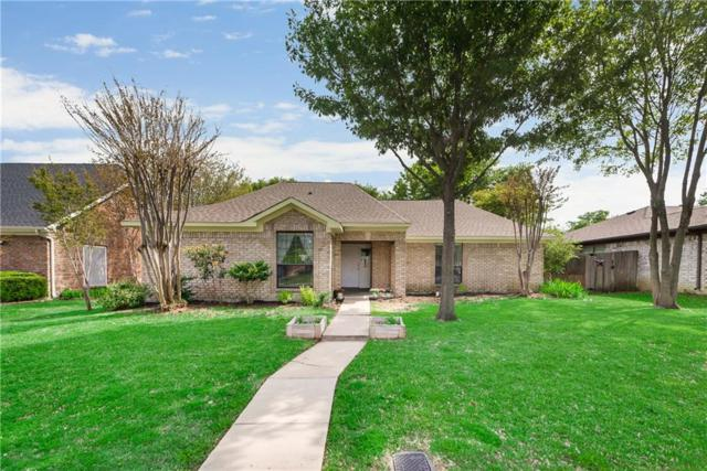 1654 Crosshaven Drive, Lewisville, TX 75077 (MLS #14067783) :: Frankie Arthur Real Estate