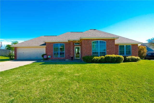 329 Meadow Drive, Ponder, TX 76259 (MLS #14067788) :: RE/MAX Town & Country