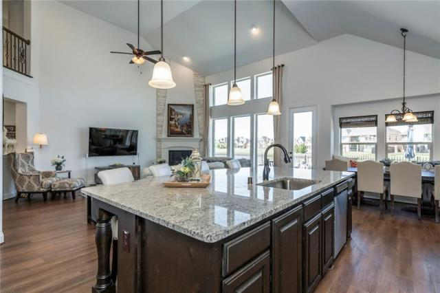 3709 Ladybank, The Colony, TX 75056 (MLS #14067820) :: Kimberly Davis & Associates