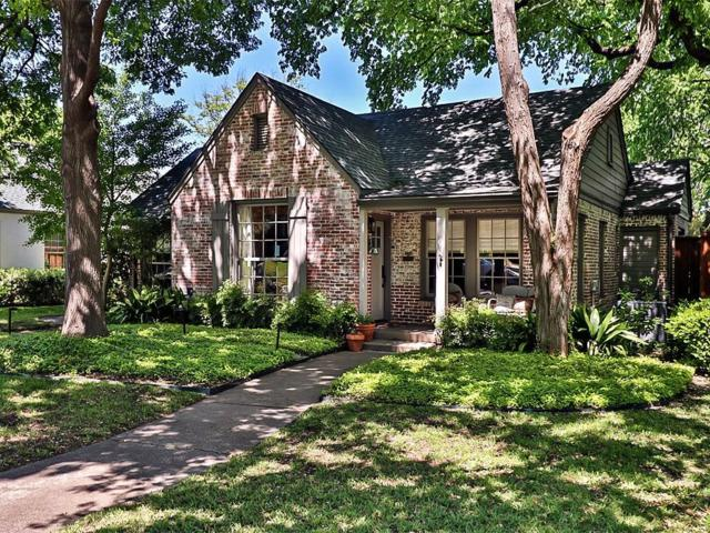 506 Newell Avenue, Dallas, TX 75223 (MLS #14067827) :: RE/MAX Town & Country