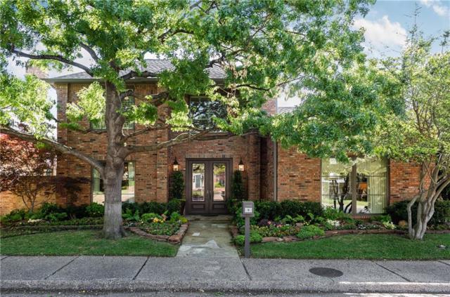 9 Parliament Place, Dallas, TX 75225 (MLS #14067876) :: Robbins Real Estate Group