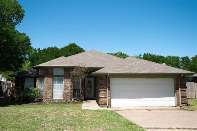 204 Arthur Drive, Kennedale, TX 76060 (MLS #14067882) :: The Hornburg Real Estate Group