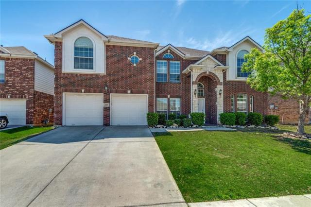 309 Cold Mountain Trail, Fort Worth, TX 76131 (MLS #14067898) :: RE/MAX Town & Country