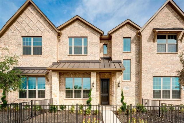 6234 Rainbow Valley Place, Frisco, TX 75035 (MLS #14067924) :: The Hornburg Real Estate Group