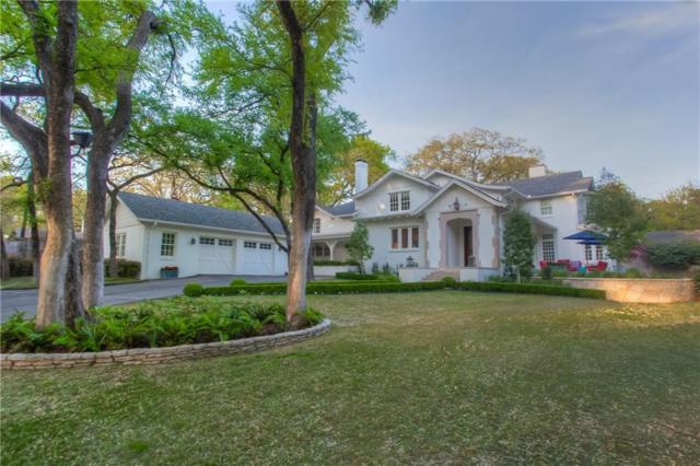 430 Ridgewood Road, Fort Worth, TX 76107 (MLS #14067927) :: The Chad Smith Team