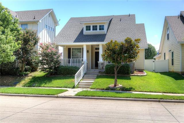 1210 Stratford Drive, Providence Village, TX 76227 (MLS #14067950) :: RE/MAX Town & Country