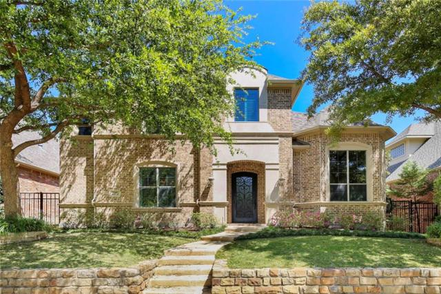 5590 Braemar Drive, Frisco, TX 75034 (MLS #14067985) :: Real Estate By Design