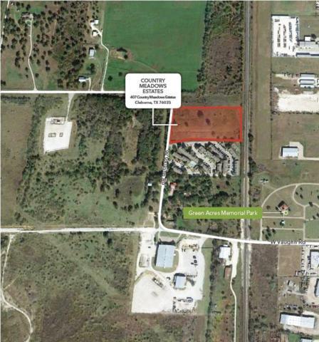 407 Country Meadows Circle, Cleburne, TX 76033 (MLS #14068030) :: The Rhodes Team