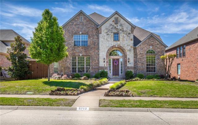 5712 Sweetbriar Drive, Richardson, TX 75082 (MLS #14068060) :: Tenesha Lusk Realty Group