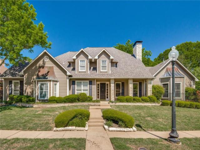 935 Hills Creek Drive, Mckinney, TX 75072 (MLS #14068082) :: Van Poole Properties Group