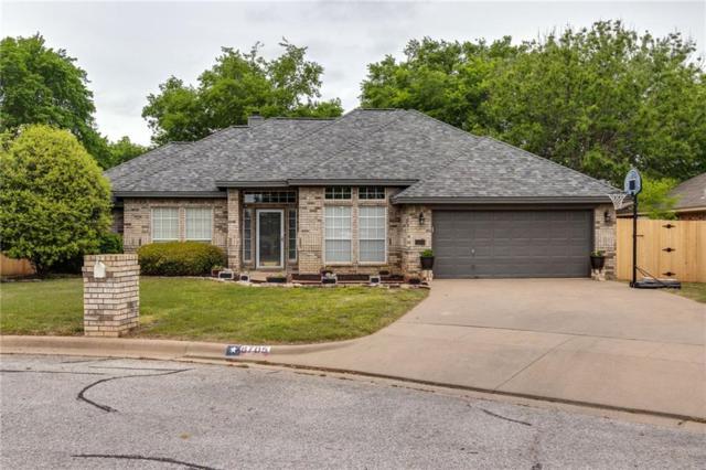 8705 Woodstair Drive, North Richland Hills, TX 76182 (MLS #14068084) :: Baldree Home Team