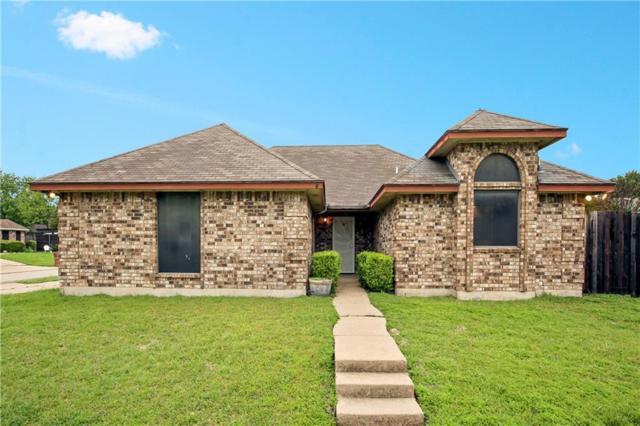 712 Blue Haze Drive, Fort Worth, TX 76108 (MLS #14068088) :: Baldree Home Team