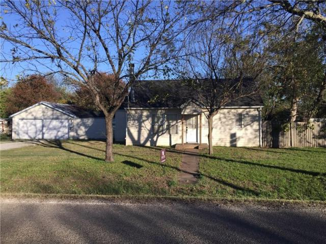201 S Pearl Street, Trenton, TX 75490 (MLS #14068102) :: Baldree Home Team