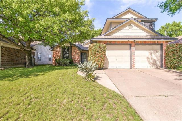 5520 Silver Maple Drive, Arlington, TX 76018 (MLS #14068243) :: RE/MAX Landmark