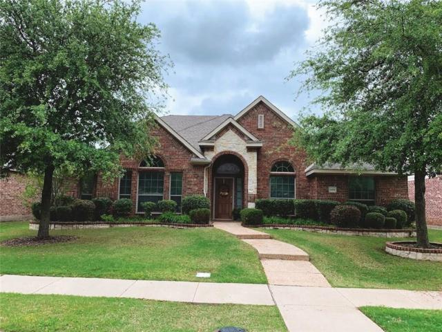 6404 Eaglestone Drive, Mckinney, TX 75070 (MLS #14068245) :: The Hornburg Real Estate Group