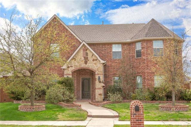 11449 Caladium Lane, Frisco, TX 75035 (MLS #14068324) :: Frankie Arthur Real Estate