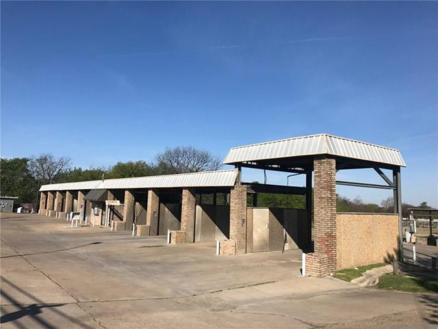 1100 W Ennis Avenue, Ennis, TX 75119 (MLS #14068332) :: The Hornburg Real Estate Group