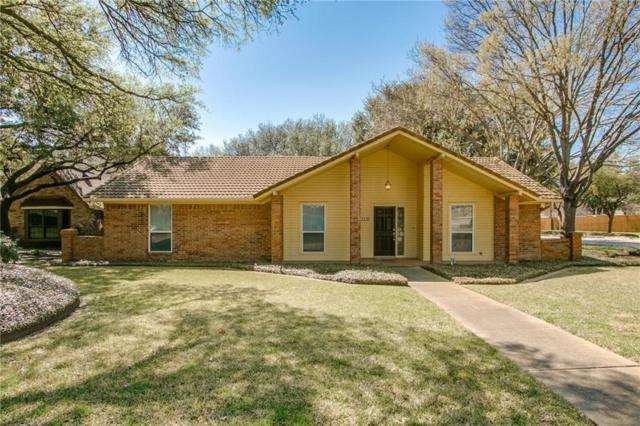 243 Valley Creek Place, Richardson, TX 75080 (MLS #14068364) :: RE/MAX Town & Country