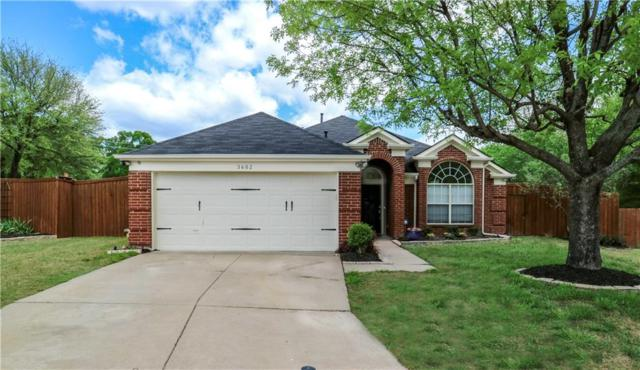 3602 Creekview Court, Mckinney, TX 75071 (MLS #14068459) :: Van Poole Properties Group