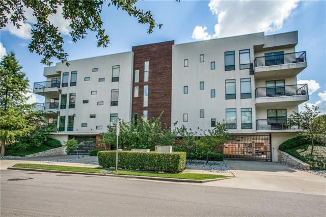 4107 Bowser Avenue #105, Dallas, TX 75219 (MLS #14068490) :: Van Poole Properties Group