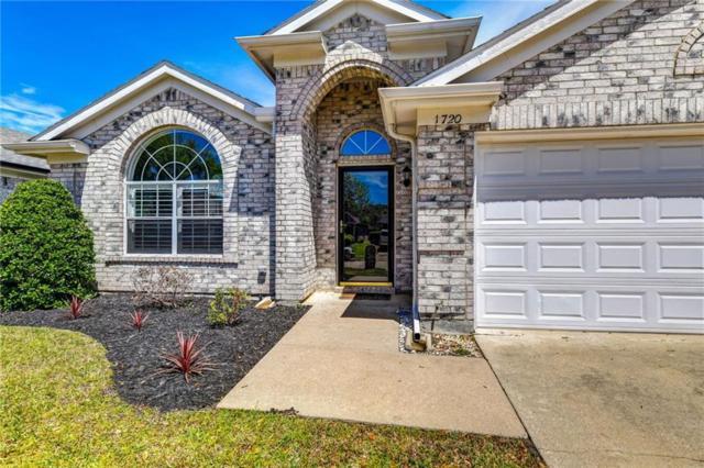 1720 Meyerwood Lane S, Flower Mound, TX 75028 (MLS #14068495) :: Van Poole Properties Group
