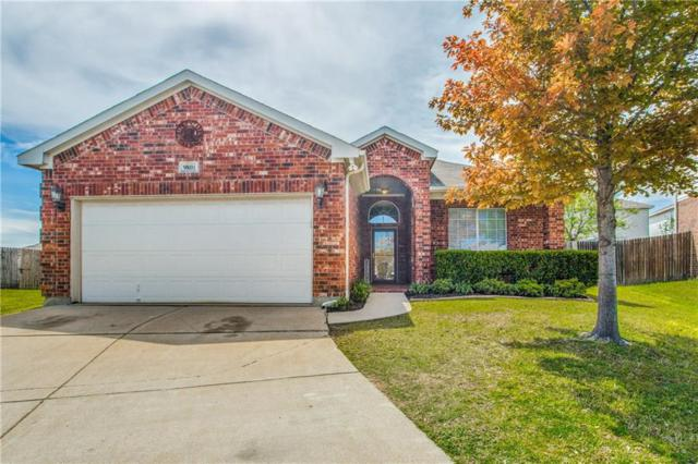 9801 Gallatin Lane, Fort Worth, TX 76177 (MLS #14068507) :: The Heyl Group at Keller Williams