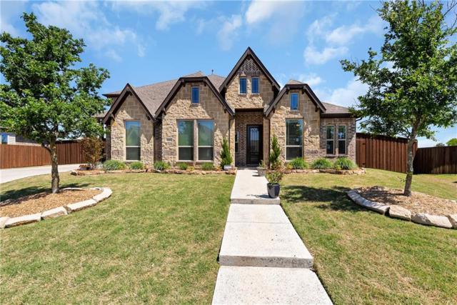 2321 Arbol Way, Prosper, TX 75078 (MLS #14068527) :: Frankie Arthur Real Estate